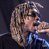 Wiz Khalifa at the Hollywood Bowl