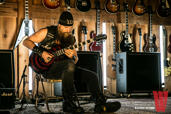 Master Class with Zakk Wylde at Guitar Center