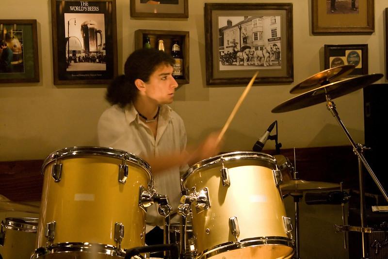 Pablo el baterista, Rola Gitana @ Antares, Bariloche