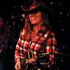 Linda King - mandolin & vox