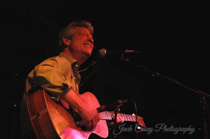 """John Hammond<br /> John Paul Hammond (born November 13, 1942), also known as """"John Hammond Jr."""" is a blues singer and guitarist. He is the son of famed music producer and talent scout John H. Hammond.<br /> <br /> Hammond usually plays acoustic guitars and dobros and sings in a barrelhouse style. Since 1962,when he made his debut on Vanguard Records, Hammond has made 29 albums. In the 1990s he recorded for the Pointblank label. Hammond has earned one Grammy Award and been nominated for four others. His current album, """"Push Comes to Shove"""", was released on January 23, 2007.<br /> <br /> -From Wikipedia"""