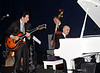 John Pizzarelli & Larry Fuller, piano