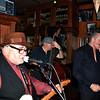 Duke Robillard, guitar; Brad Hallen, bass and James Montgomery, harp.