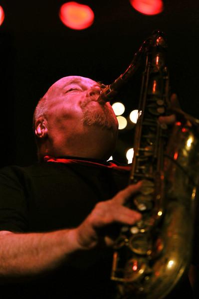 """Jimmy """"B"""" Biggins (tenor sax,)"""