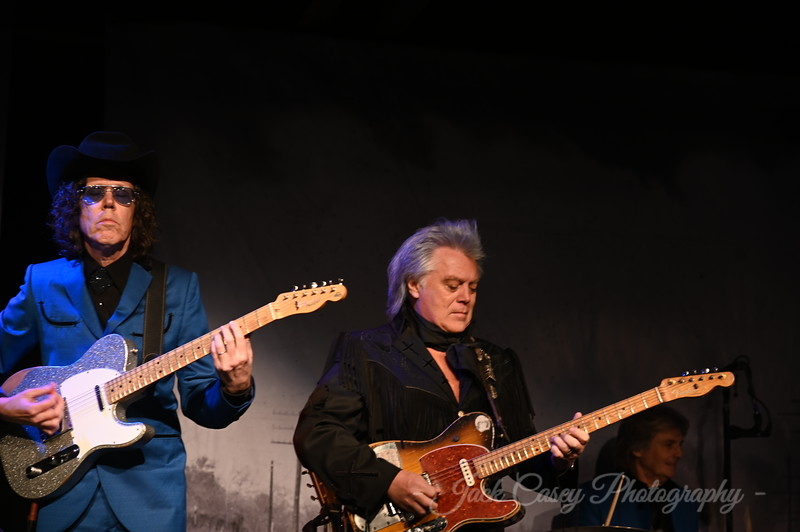Kenny Vaughan & Marty Stuart