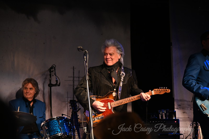 Harry Stinson & Marty Stuart