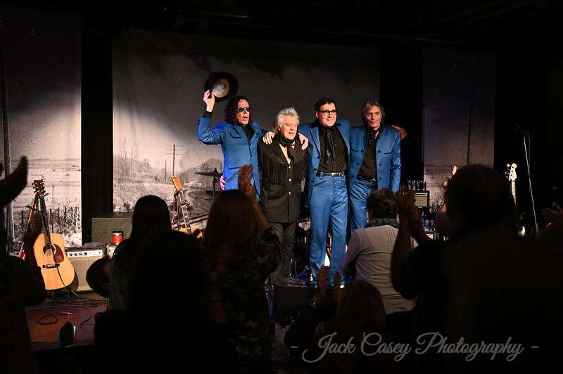 Kenny Vaughan, Marty Stuart, Chris Scruggs and Harry Stinson