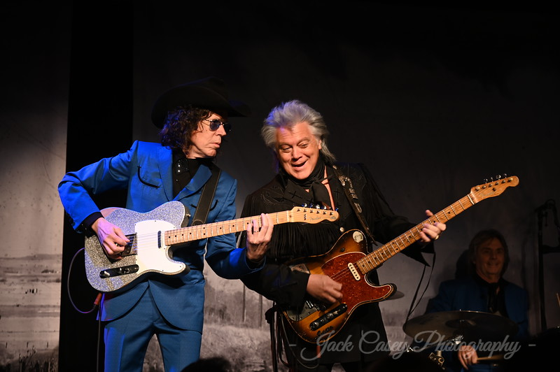 Kenny Vaughan & Marty Stuart