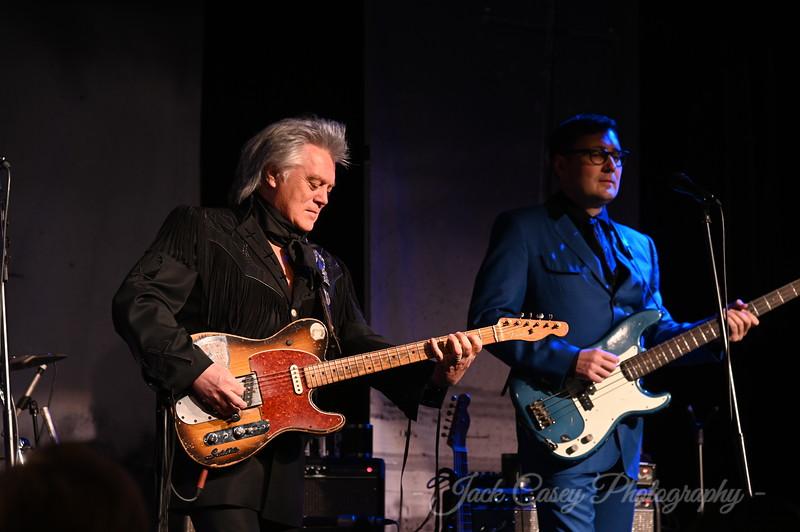 Marty Stuart & Chris Scruggs