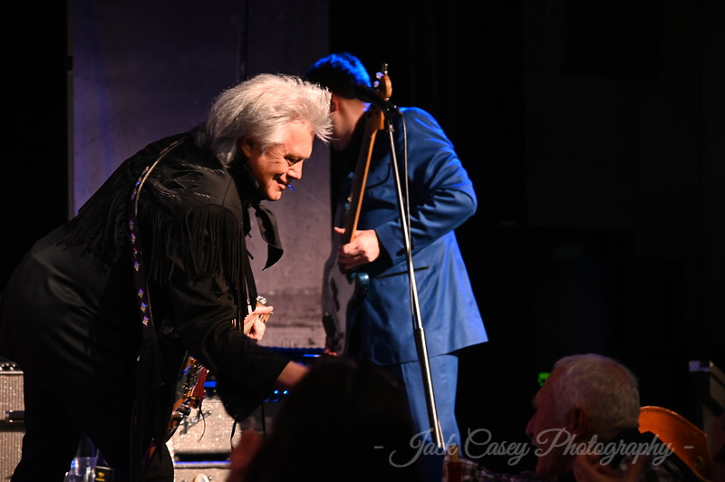 Marty Stuart & Chris Scruggs