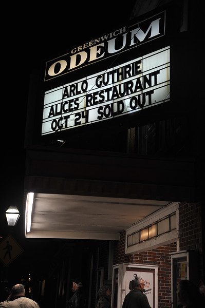 Arlo Guthrie at The Greenwich Odeum - SOLD OUT!