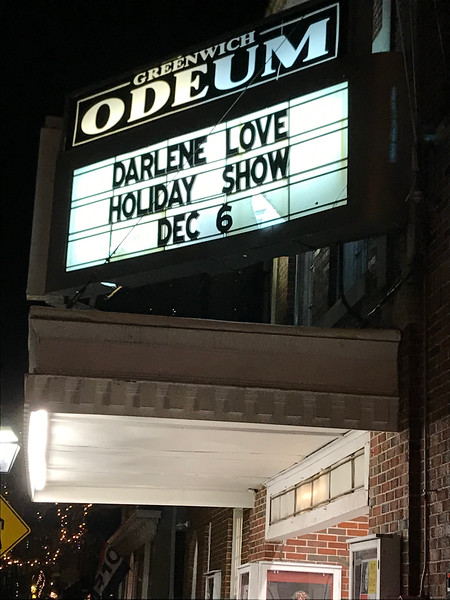 Darlene Love at The Greenwich Odeum