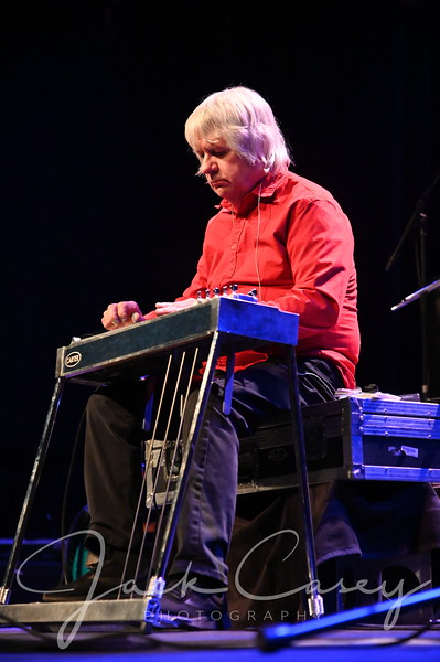 John David Call — pedal steel guitar, banjo, dobro