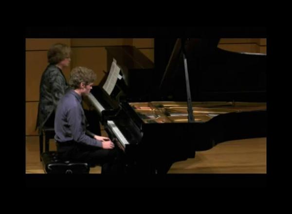 "Seth Yoder - Junior Recital Part Two -  Piano Concerto No. 5  ""The Emperor"", 2nd & 3rd Movements - II. Adagio un poco mosso , III. Rondo: Allegro ma non troppo - Performed at Goshen College, Goshen IN - December 6, 2012"