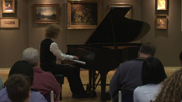 Seth Yoder playing Rondo Capriccioso, by Felix Mendelssohn (recorded at Yocum Institute for the Arts, Nov. 7, 2010) Seth won First Place in the 10-12th grade division in the Yocum Piano Competition.