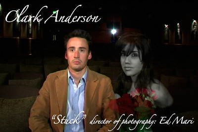 "Clark Anderson ""Stuck"" Director: Ryan Cummins Director of Photography: Ed Mari"