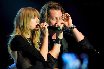 Taylor Swift & Tyler Hubbard