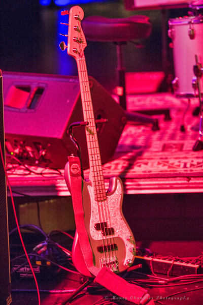 The famous Carias Bass awaits trial at the Tosco Music Party held at the Knight Theatre in Charlotte, NC September 10, 2016.
