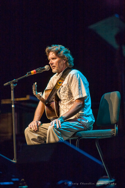 Bill Mize performing at the Tosco Music Party held at the Knight Theatre in Charlotte, NC September 10, 2016.