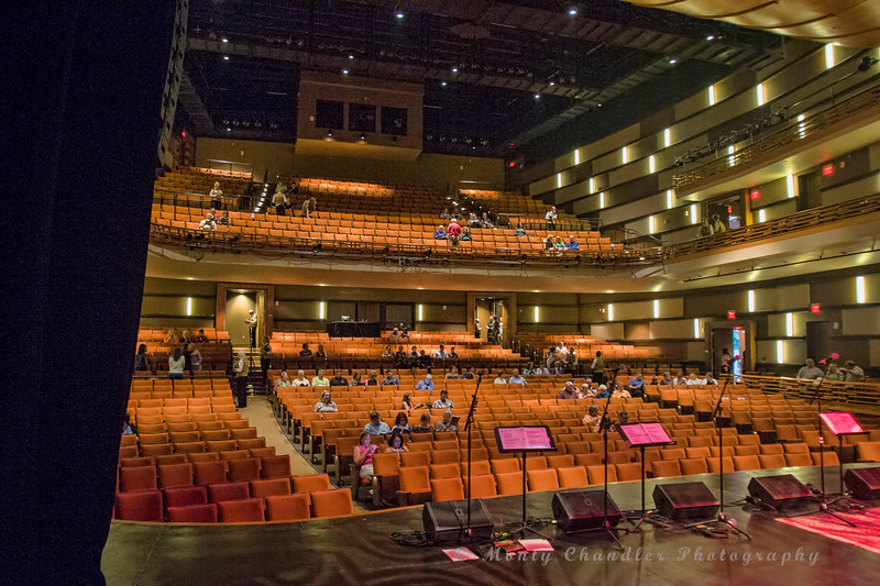 Doors open at the Tosco Music Party held at the Knight Theatre in Charlotte, NC September 10, 2016.