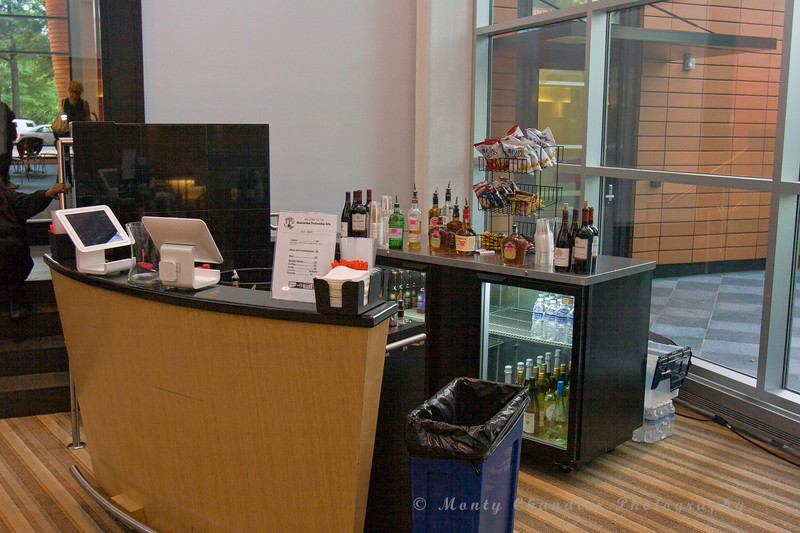 Refreshment Station at the Tosco Music Party held at the Knight Theatre in Charlotte, NC September 10, 2016.