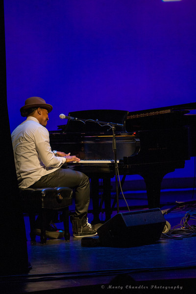 Rudy Currence performing at the Tosco Music Party held at the Knight Theatre in Charlotte, NC September 10, 2016.