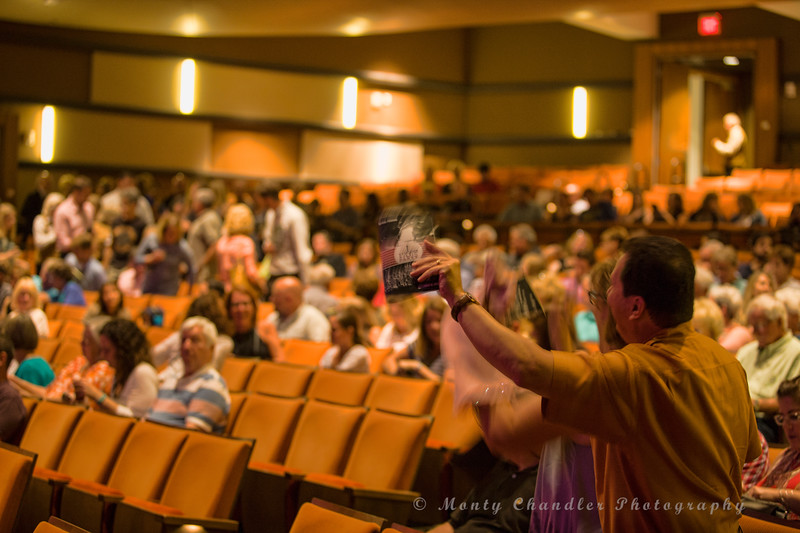Friends and family join at the Tosco Music Party held at the Knight Theatre in Charlotte, NC September 10, 2016.