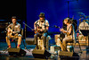 The Fly By Night Rounders performing at the Tosco Music Party held at the Knight Theatre in Charlotte, NC September 10, 2016.