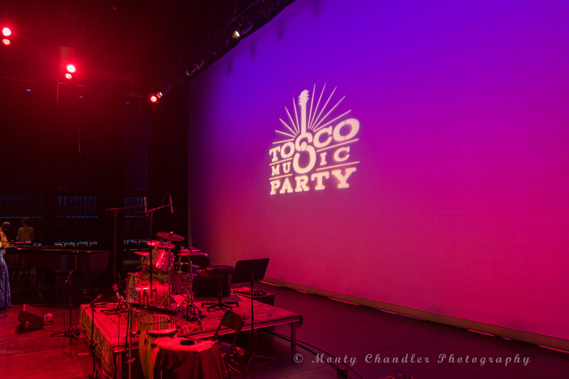 Ready to rock at the Tosco Music Party held at the Knight Theatre in Charlotte, NC September 10, 2016.