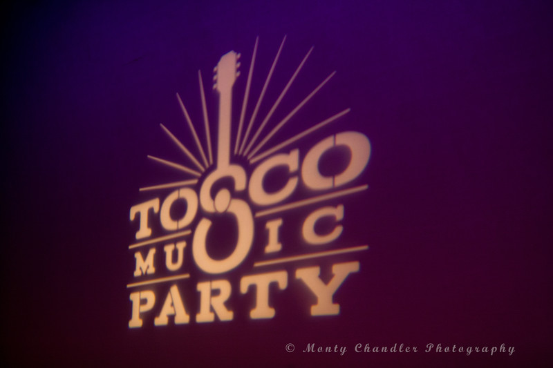 The Tosco Music Party held at the Knight Theatre in Charlotte, NC September 10, 2016.