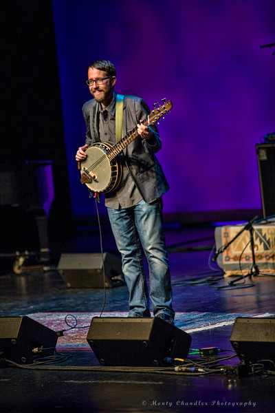 Brad Bailey performing at the Tosco Music Party held at the Knight Theatre in Charlotte, NC September 10, 2016.