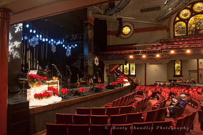 Arrival at the Tosco Music Holiday Party held in the McGlohon Theater at Spirit Square in Charlotte, NC, Dec10th 2016.