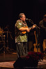 Asa Young performing a Hawaiian holiday song at the Tosco Music Holiday Party held in the McGlohon Theater at Spirit Square in Charlotte, NC, Dec10th 2016.