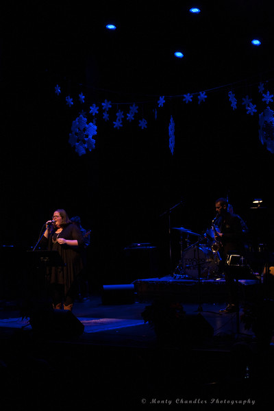 Reeve Coobs performing at the Tosco Music Holiday Party held in the McGlohon Theater at Spirit Square in Charlotte, NC, Dec10th 2016.