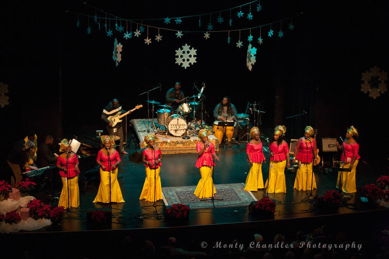 International Community Mass Choir of Charlotte