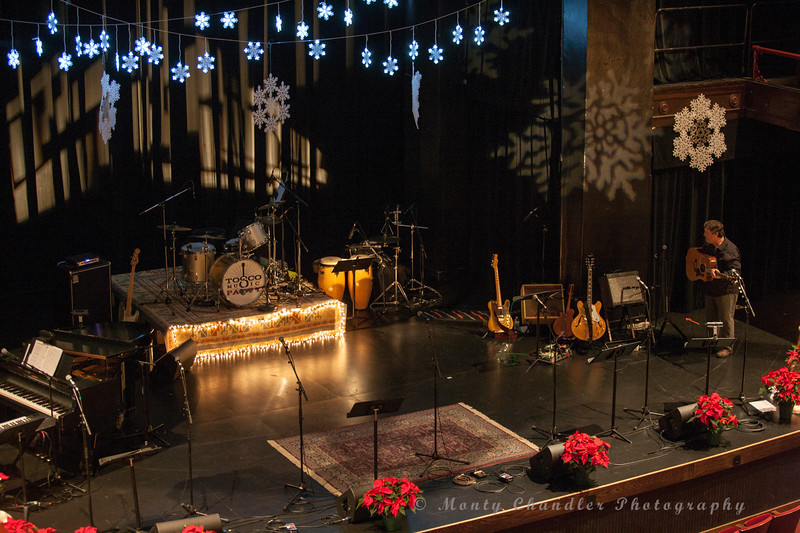 The Tosco Music Holiday Party held in the McGlohon Theater at Spirit Square in Charlotte, NC, Dec10th 2016.