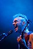 Asaf Avidan plays in Nice during the Crazy Week 2013 Festival