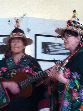 Music - Churango in Ferney