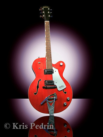 Red Gretsch, Chet Atkins Tennessean