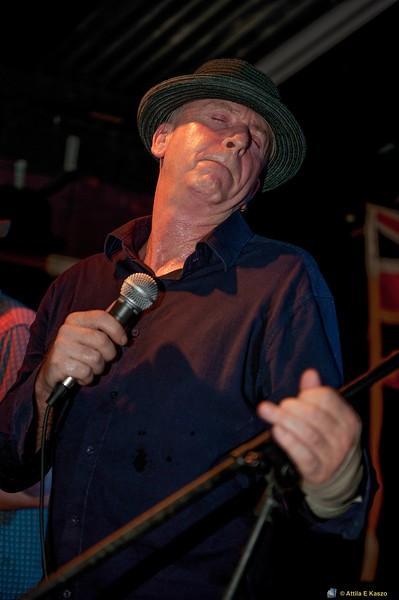 John Kenny (Rockmelons, Funkhouse Band)<br /> Tea Club, Berry St., Nowra, NSW