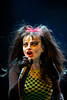 Nina Hagen in Cannes 2<br /> Nina Hagen in concert at the Palais de Festivals in Cannes