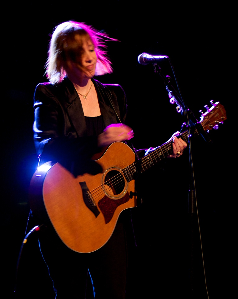 Suzanne Vega in Cannes