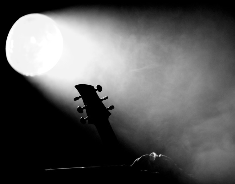 Damien Saez en concert à Nice au Théâtre de Verdure