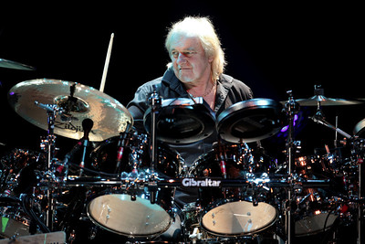 Alan White of Yes
