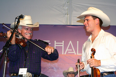 Jody Nix and Jason Roberts