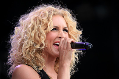 Kimberly Schlapman of Little Big Town.
