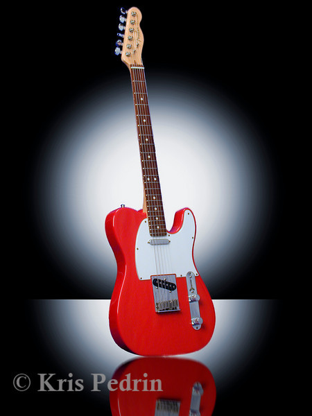 Red Telecaster
