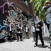 Funkhouse Band, May Ln., Newtown, Sydney, NSW