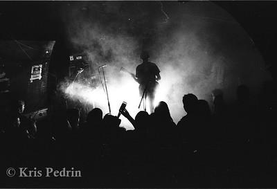 Band In The Mist, RCKNDY, Seattle