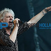 Bob Geldof at the Parkpop Festival in The Hague